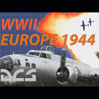 Game Box for DCS WWII: Europe 1944 (PC)