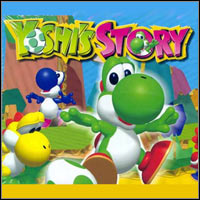 Game Box for Yoshi's Story (Wii)