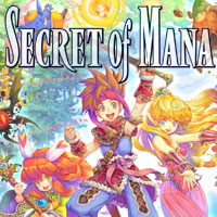 Game Secret of Mana (PS4) cover