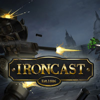 Game Ironcast (PC) cover