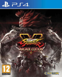 Game Street Fighter V: Arcade Edition (PC) cover