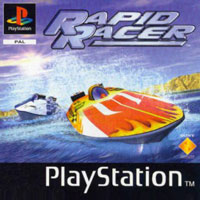 Game Box for Rapid Racer (PS1)