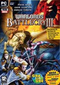 Okładka Warlords: Battlecry III (PC)