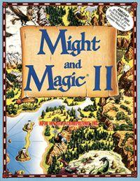 Okładka Might and Magic II: Gates to Another World (PC)