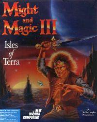 Okładka Might and Magic III: Isles of Terra (PC)