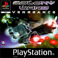 Game Box for Colony Wars: Vengeance (PS1)