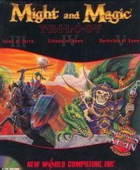 Okładka Might and Magic: Swords of Xeen (PC)