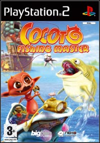 Game Box for Cocoto Fishing Master (PS2)