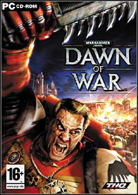 Game Box for Warhammer 40,000: Dawn of War (PC)