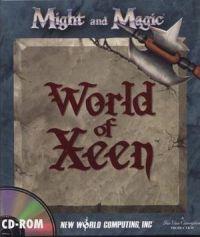 Okładka Might and Magic: World of Xeen (PC)