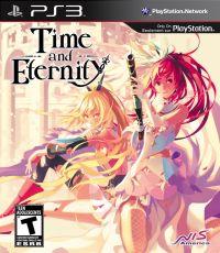 Okładka Time and Eternity (PS3)