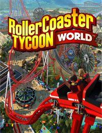 Okładka RollerCoaster Tycoon World (PC)