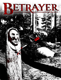 Betrayer cover