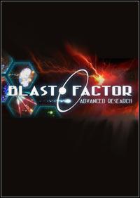 Okładka Blast Factor: Advanced Research (PS3)