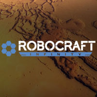 Game RoboCraft Infinity (PC) cover