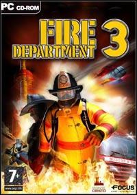 Okładka Fire Department 3 (PC)