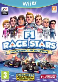 Okładka F1 Race Stars: Powered Up Edition (WiiU)