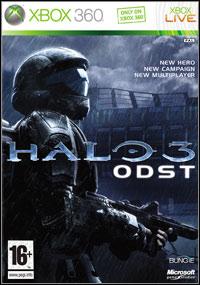 Okładka Halo 3: ODST (X360)