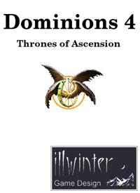Okładka Dominions 4: Thrones of Ascension (PC)