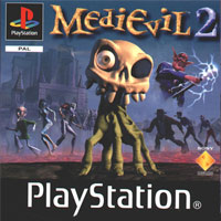 Game Box for MediEvil 2 (PS1)