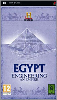 Game HISTORY: Egypt Engineering an Empire (PC) cover