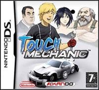 Okładka Touch Mechanic (NDS)