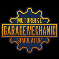 Game Box for Motorbike Garage Mechanic Simulator (PC)
