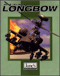Okładka Jane's AH-64D Longbow (PC)