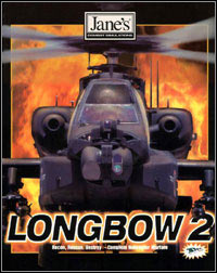 Game Box for Jane's Longbow 2 (PC)