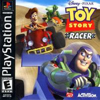 Okładka Toy Story Racer (PS1)