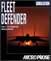 Okładka F-14 Fleet Defender (PC)