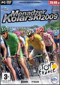 Okładka Pro Cycling Manager: Tour de France 2009 (PC)