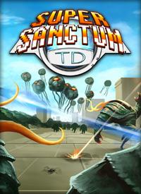 Super Sanctum TD (PC cover