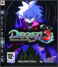 Okładka Disgaea 3: Absence of Justice (PS3)