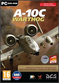 Okładka Digital Combat Simulator: A-10C Warthog (PC)