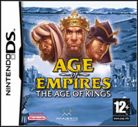 Game Box for Age of Empires: The Age of Kings (NDS)