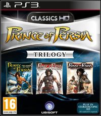 Game Box for Prince of Persia Trilogy (PS3)