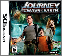 Okładka Journey to the Center of the Earth (2008) (NDS)
