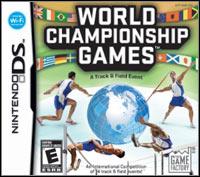 Okładka World Championship Games (NDS)