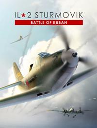 Okładka IL-2 Sturmovik: Battle of Kuban (PC)
