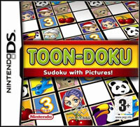 Okładka Toon-Doku (NDS)