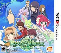 Okładka Tales of the World: Reve Unitia (3DS)