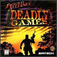 Okładka Jagged Alliance: Deadly Games (PC)