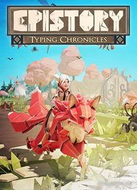 Game Box for Epistory: Typing Chronicles (PC)