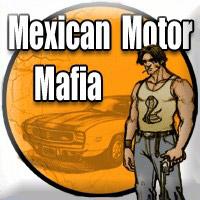 Okładka Mexican Motor Mafia (PC)