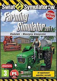 Game Box for Farming Simulator 2011: Maszyny klasyczne (PC)