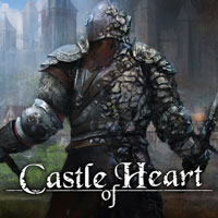 Game Box for Castle of Heart (Switch)