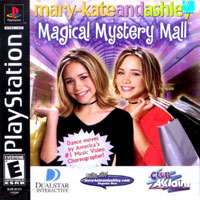 Game Box for Mary-Kate and Ashley: Magical Mystery Mall (PS1)