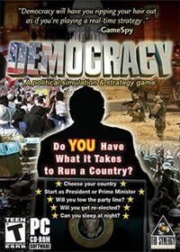 Okładka Democracy (PC)
