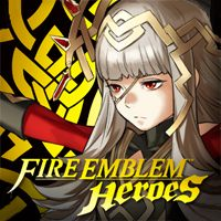 Game Fire Emblem Heroes (iOS) cover